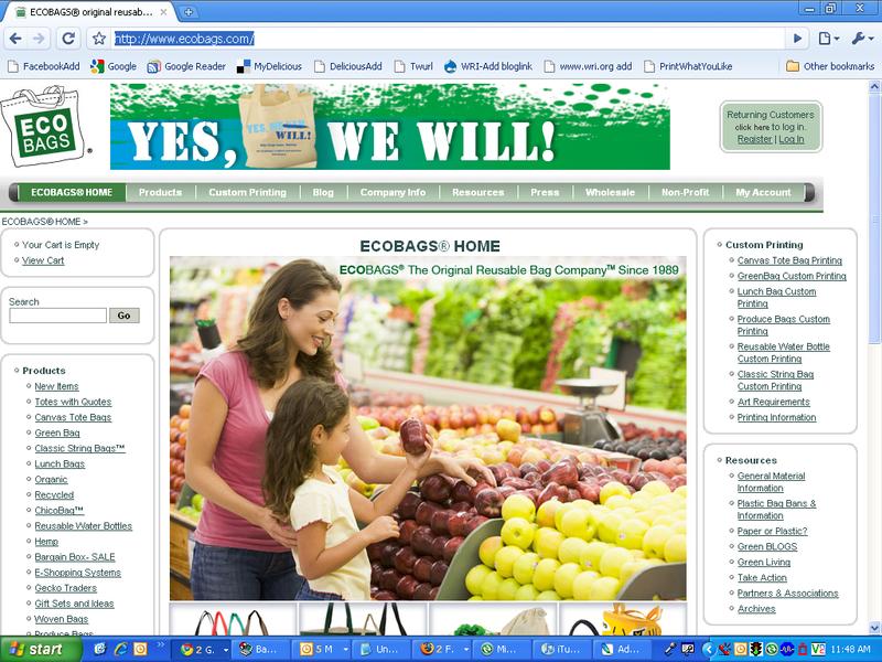 Website-ecobags