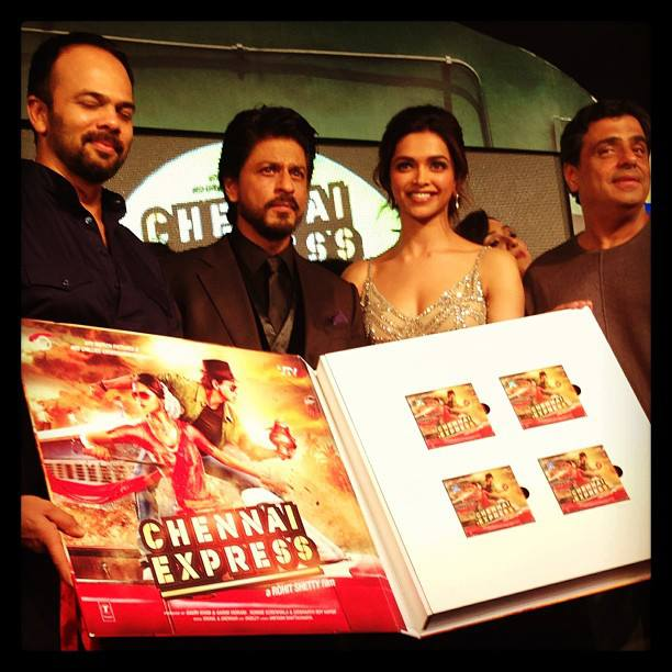 Chennai-express-music-launch-album