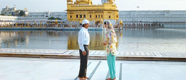 Image result for Golden Temple - Rab Ne Bana Di Jodi