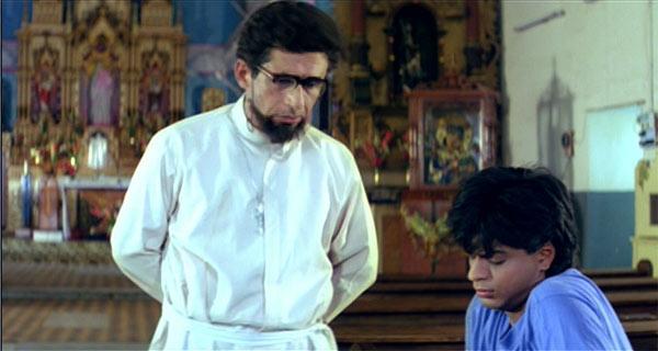 Kabhi-haan-kabhi-naa-priest