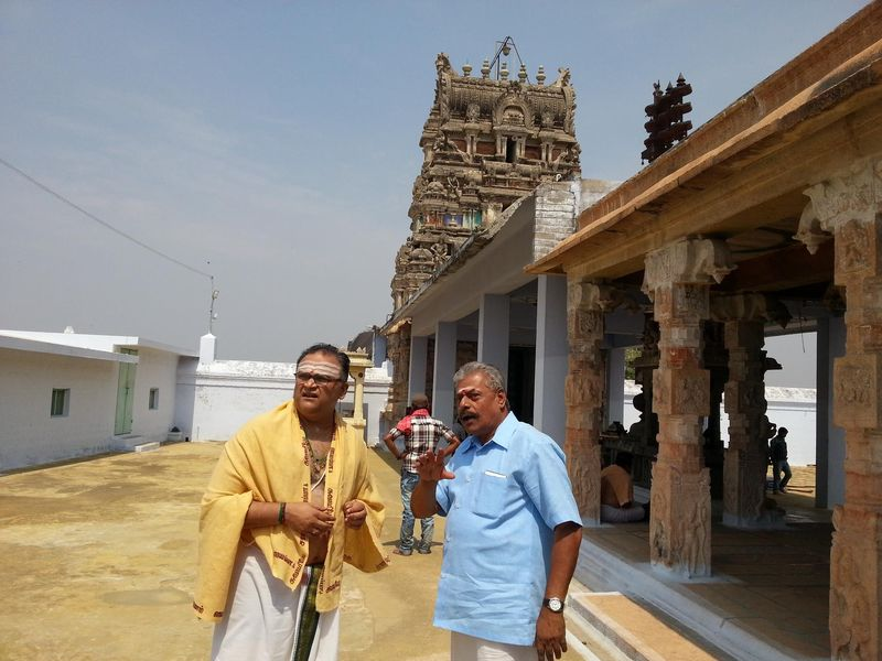 Mohan-raman-at-temple