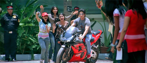 Srk-motorcycle-om-shanti-om