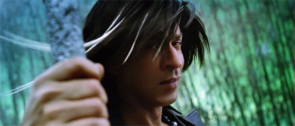 Shah Rukh Khan And The Secret Of Golden Streak Planetsrk