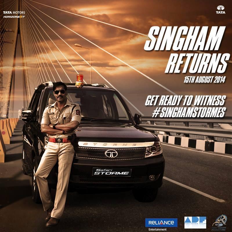 Singham-Storme