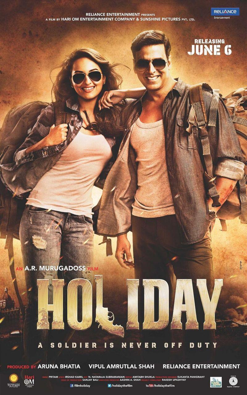 Holiday-Poster-AkshayKumar-SonakshiSinha