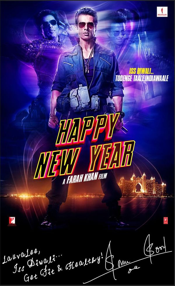 Watch out for Shah Rukh Khan's 'Happy New Year' trailer