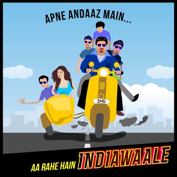AaRaheHainIndiaWaale-Poster