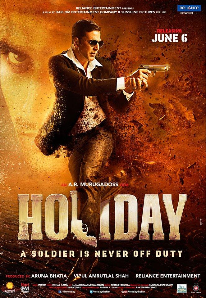 Holiday-Poster-AkshayKumar-CaptainViraatBakshi