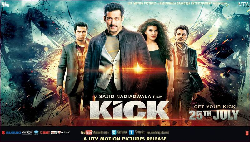 Kick-cast