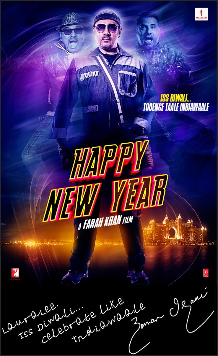 Happy New Year Film India 61