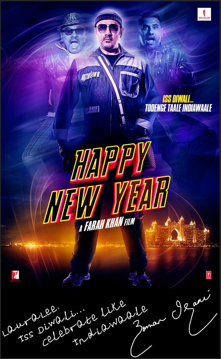 Happy New Year Film India 61