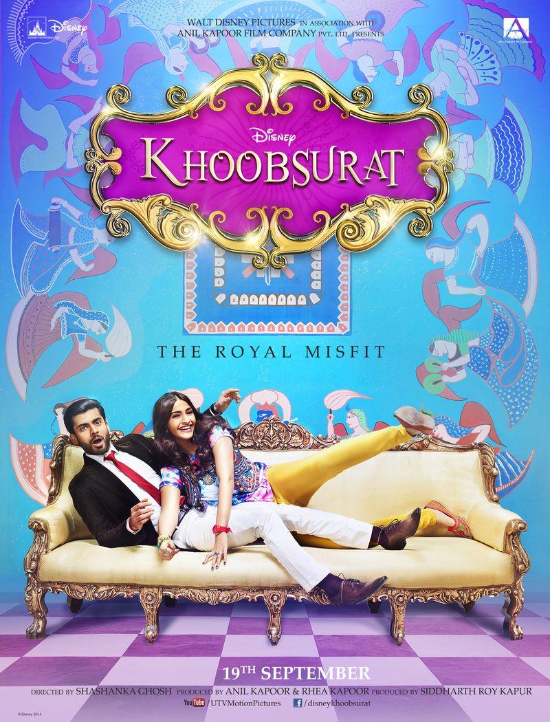 Disney-Kapoor-Khoobsurat-Poster-02