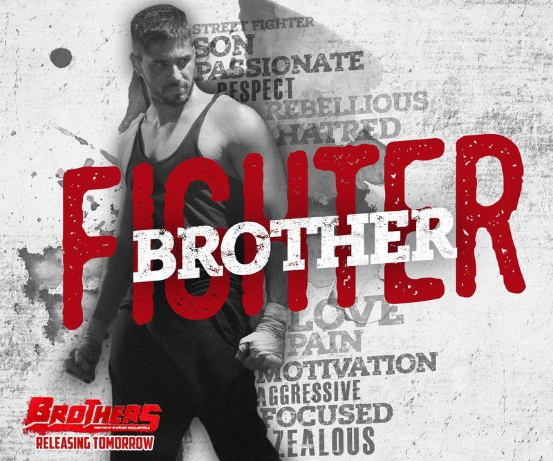 Brothers-Character-SidharthMalhotra