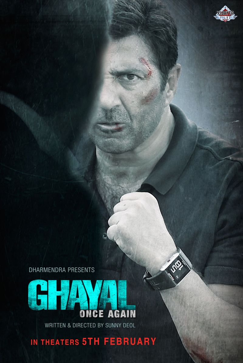 GhayalOnceAgain-Poster04-SunnyDeol