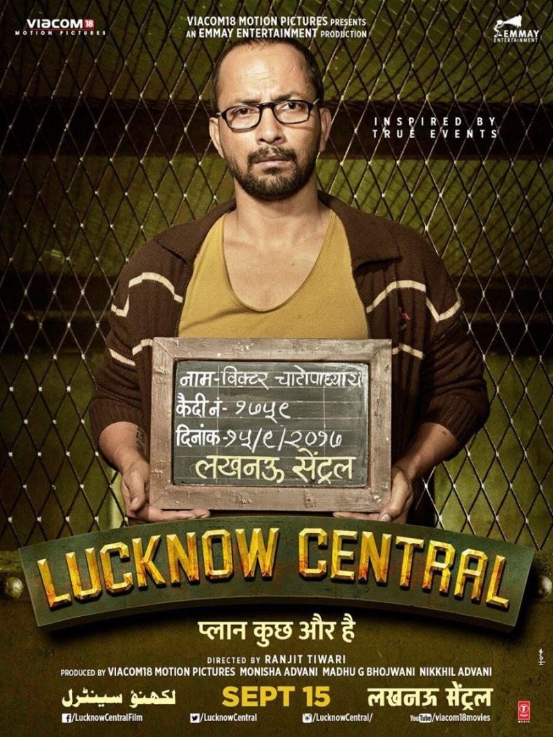 LucknowCentral_Poster_DeepakDobriyal