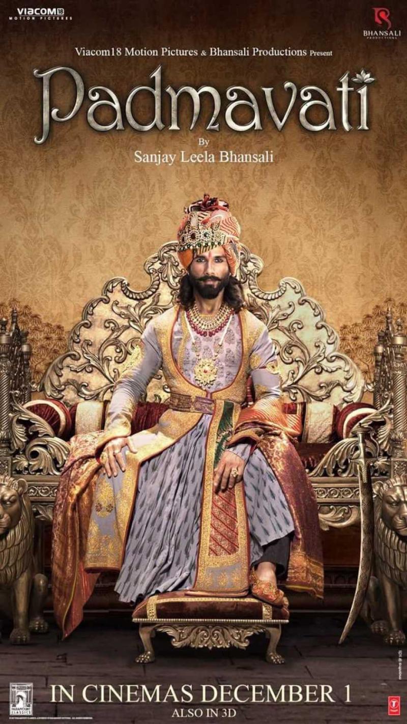 Padmaavat_Padmavati_ShahidKapoor_MaharawalRatanSingh_03