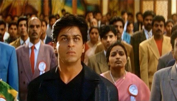 Baadshah-ShahRukhKhan-JohnnyLever-27