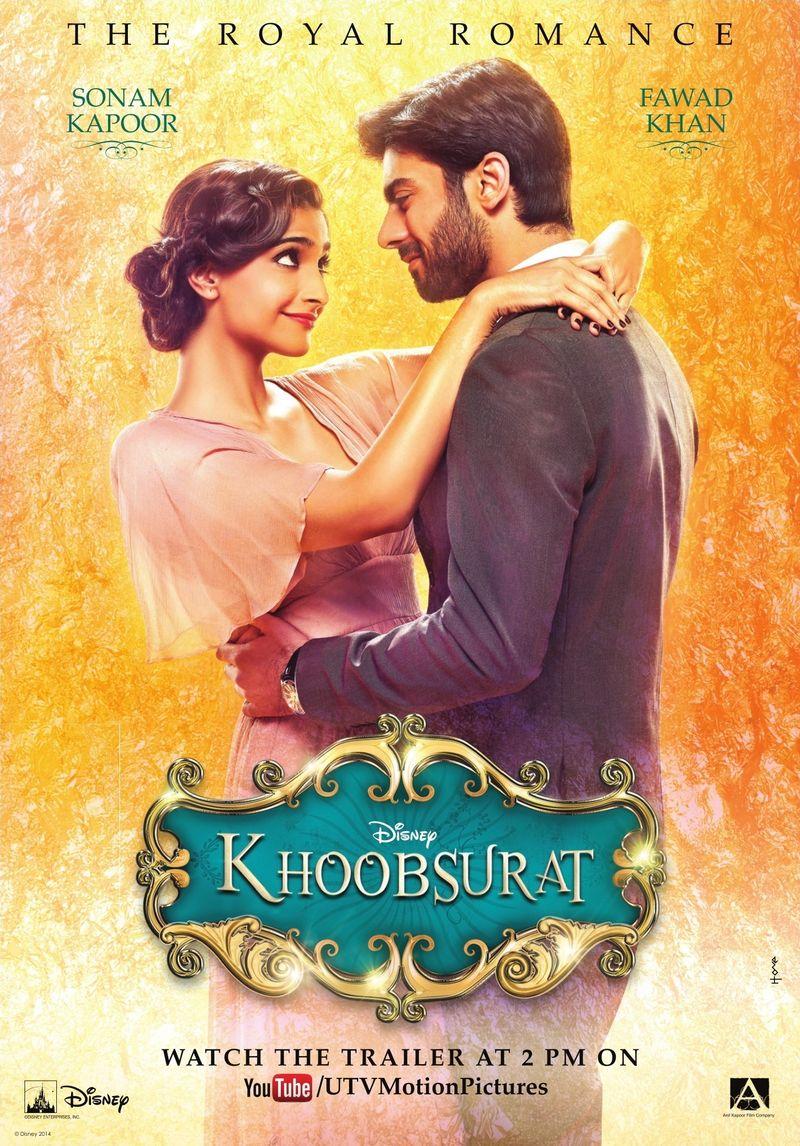 Disney-Kapoor-Khoobsurat-Poster-01-First-Look