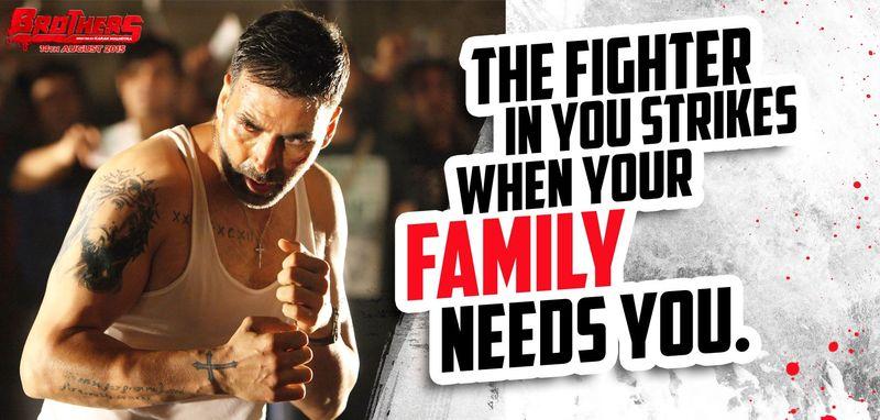 Brothers-FighterInYou-DavidFernandes-AkshayKumar