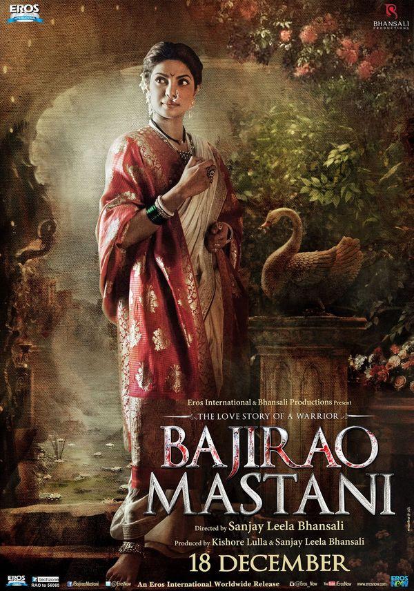 A Sweeping Saga of Love, War and Politics: Bajirao Mastani ...