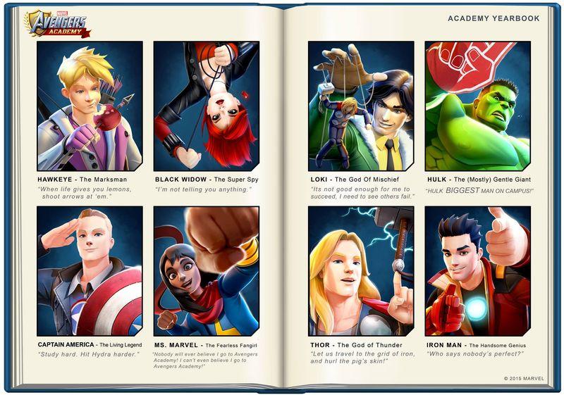 MarvelAvengersAcademy