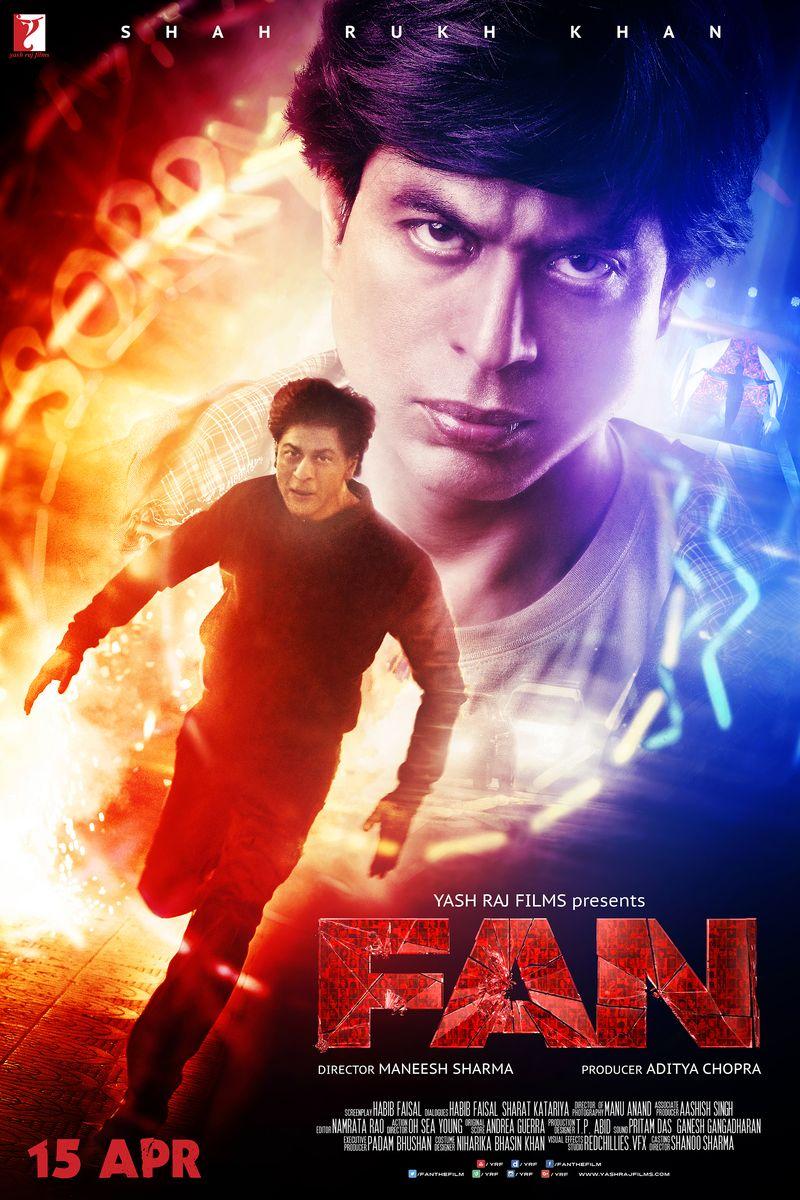 FAN-ShahRukhKhan-Poster-02