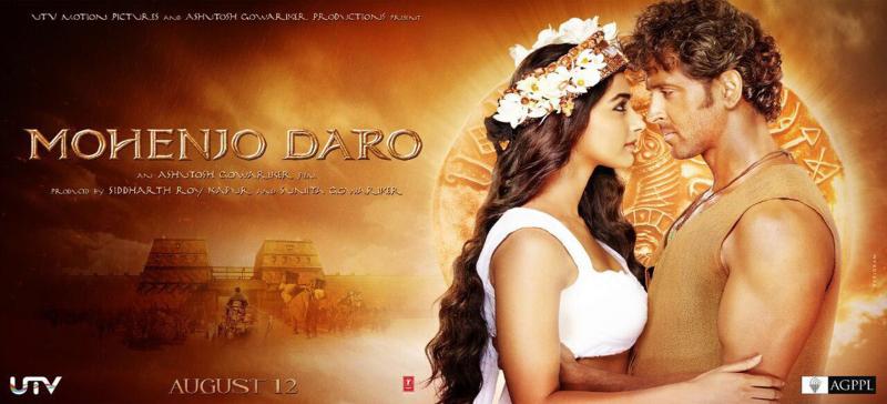 MohenjoDaro-Banner-02-HrithikRoshan-PoojaHedge