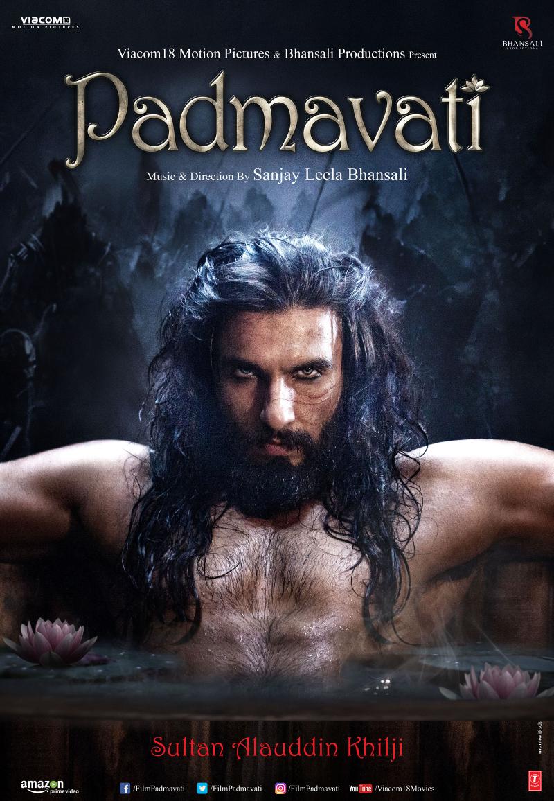 Padmaavat_Padmavati_RanveerSingh_SultanAlauddinKhilji_01