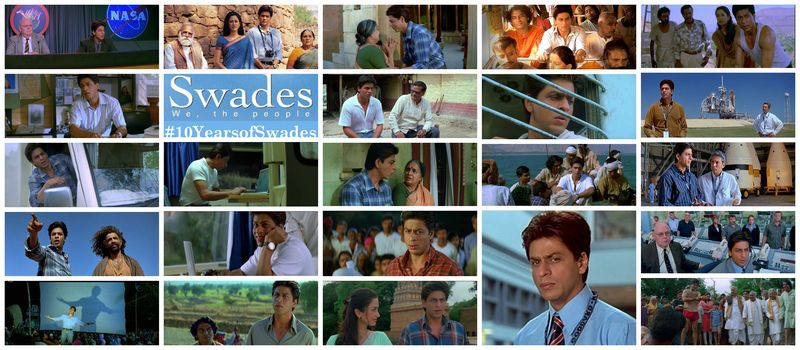 10YearsOfSwades-Collage