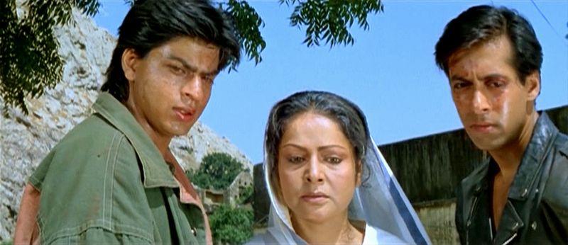 KaranArjun-ShahRukhKhan-Raakhee-SalmanKhan-02