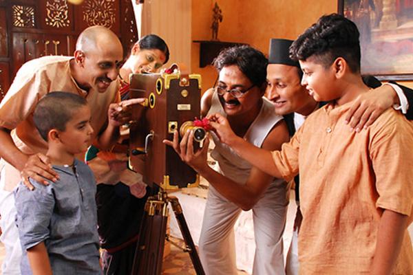 Oscar-IndiaSubmissions-2009-HarishchandrachiFactory